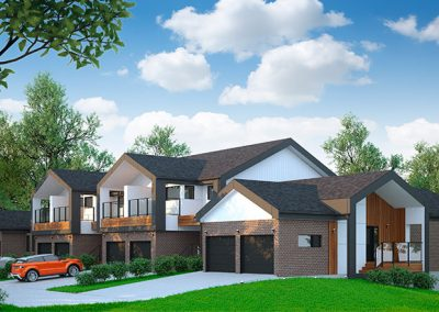 COMPASS POINT / WALKOUT BUNGALOW MODEL
