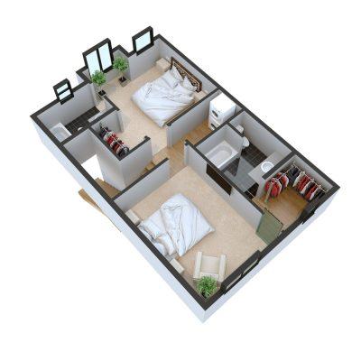 2nd Floor 2B
